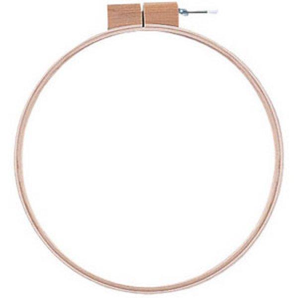 画像1: キルティングフープ小30cm (1)